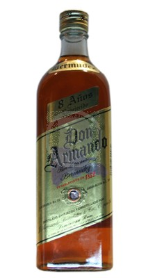 Rum Bermúdez Don Armando 8 Años