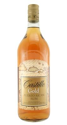 Rum Castillo Gold Puerto Rico