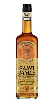 Saint James Ambre rom