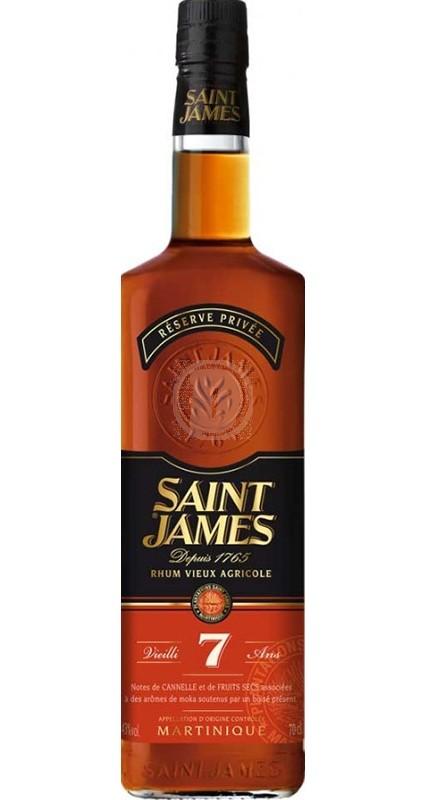 Saint James Vieilli 7 Ans