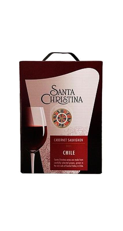 Santa Christina Cabernet Sauvignon 3 liter