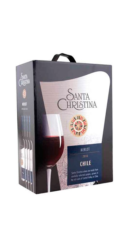 Santa Christina Merlot 3 liter