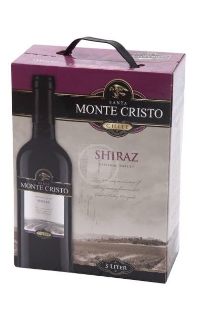 Santa Monte Cristo Shiraz 3l