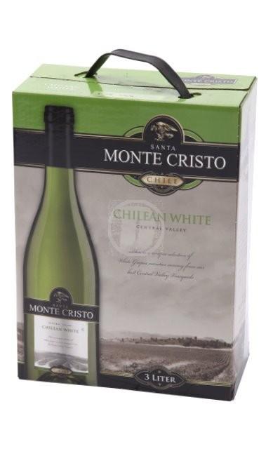 Santa Monte Cristo White 3l