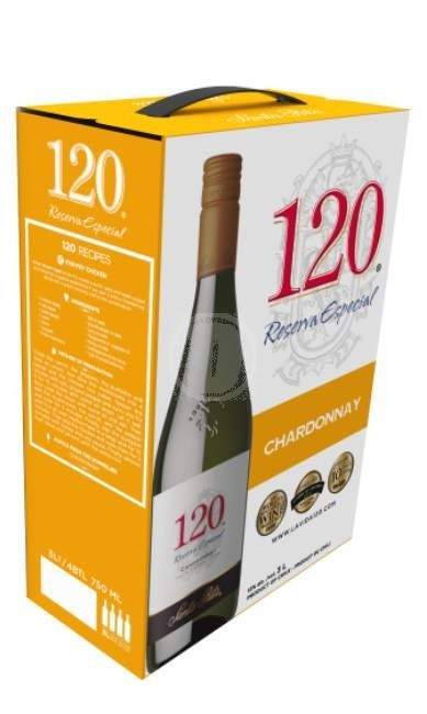 Santa Rita 120 Chardonnay 3l