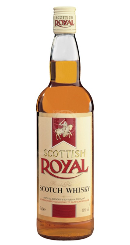 Scottish Royal Blended Whisky