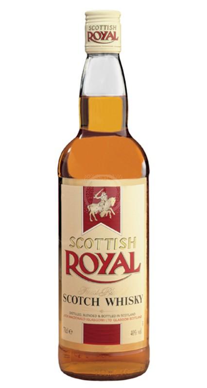 Scottish Royal Blended Whisky