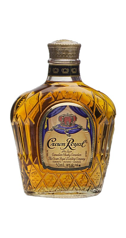 Seagrams Crown Royal