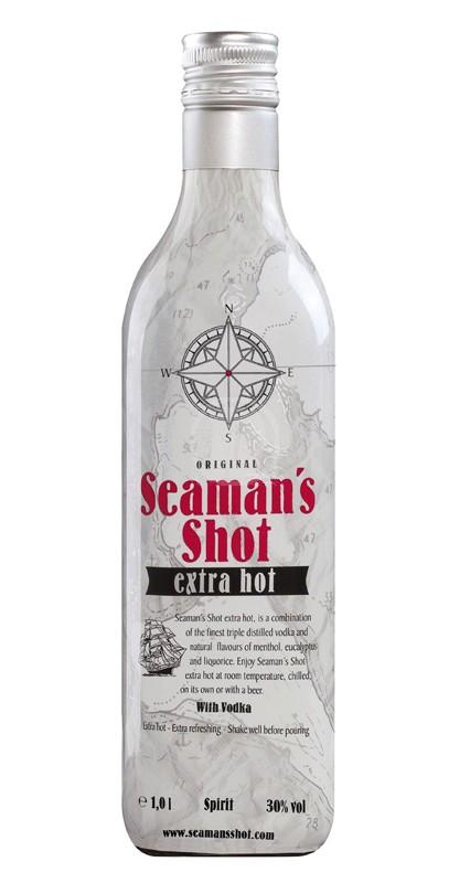 Seamans Shot Extra Hot