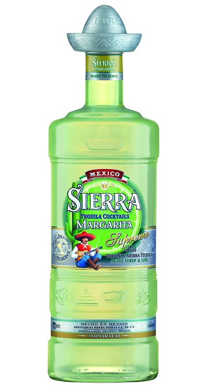 Sierra Tequilla Margarita