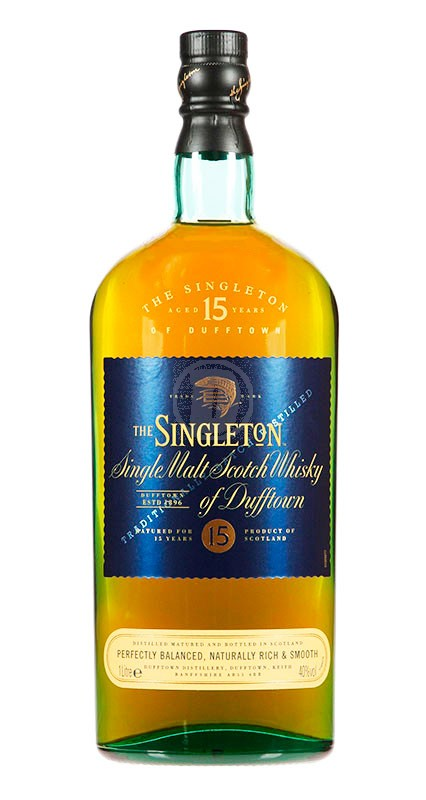 Singleton of Dufft 15 år