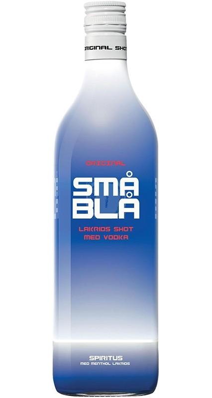 Små blå lakrits