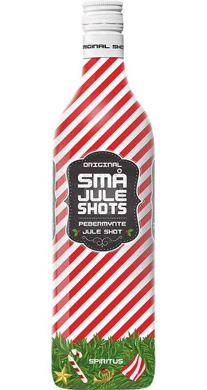 Små Jule Shots Pepparmynta