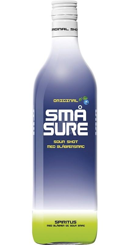 Små Sure Blåbärsmak