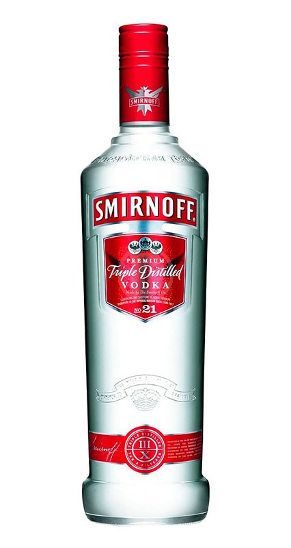 Smirnoff Red Vodka 700 ml