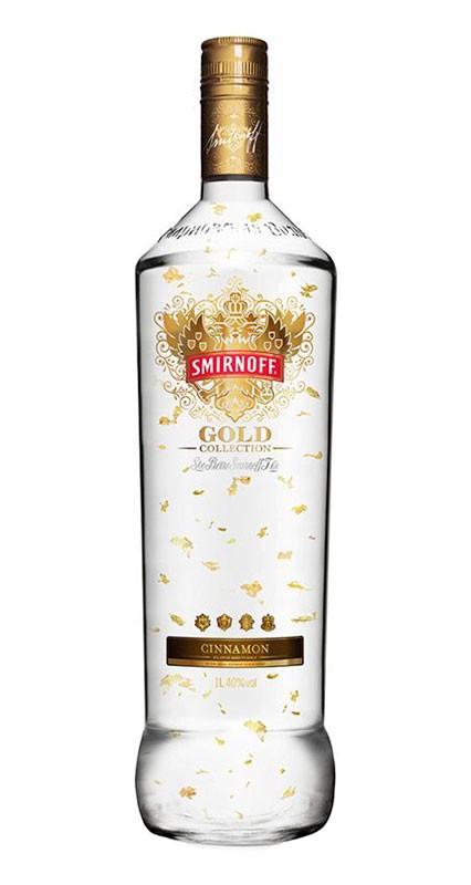 Smirnoff Gold - Cinnamon
