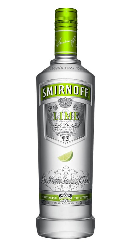 Smirnoff Lime Vodka
