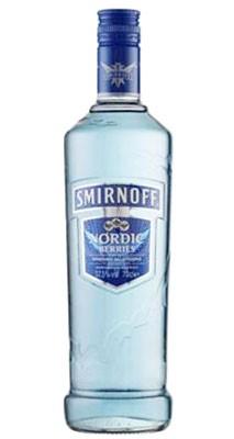 Smirnoff Nordic Berries Vodka 1 liter