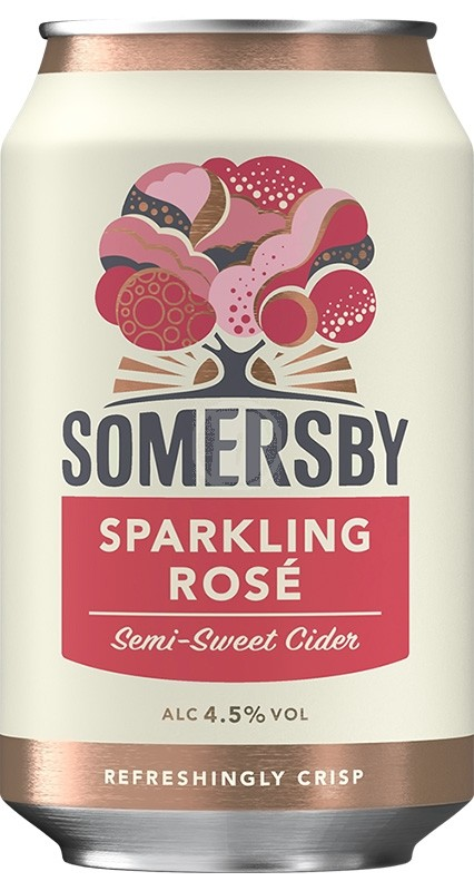 Somersby Sparkling Rose
