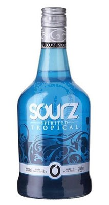 Sourz Tropical Blue