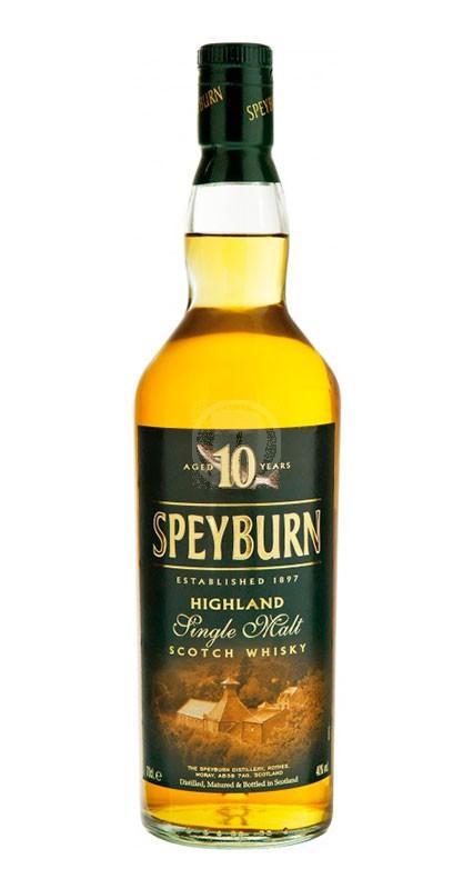 Speyburn 10 år