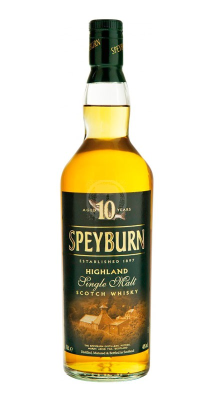 Speyburn 10 år Single Malt