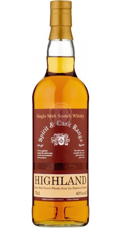 Spirit & Cask Range Highland