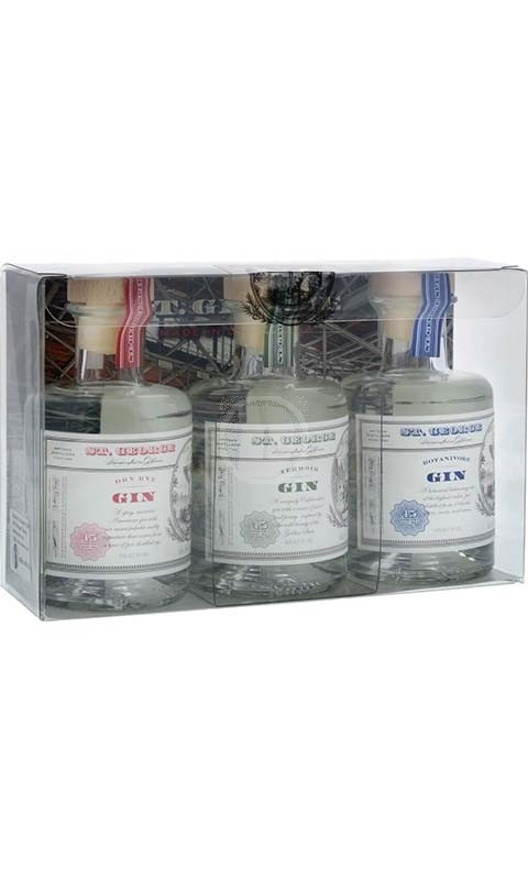 St George Combo Gin Set