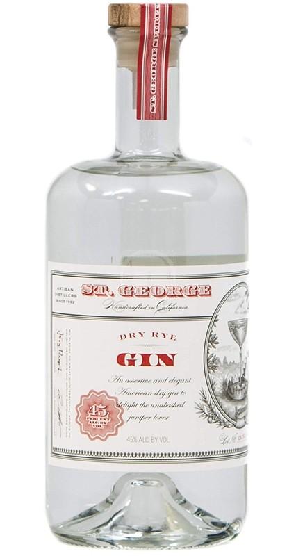 St George Dry Rye Gin