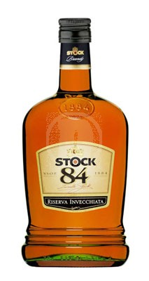Stock 84 Weinbrand