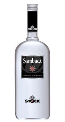 Stock Sambuca 1 Liter