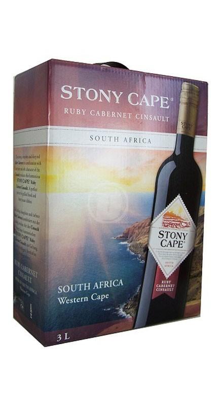 Stony Cape Cabernet Cinsault 3 liter