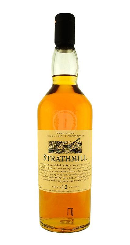 Strathmill 12 år