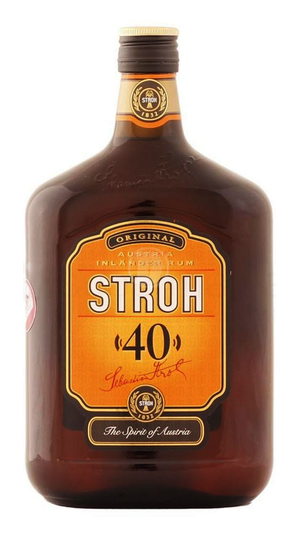 Stroh Rum 40 %
