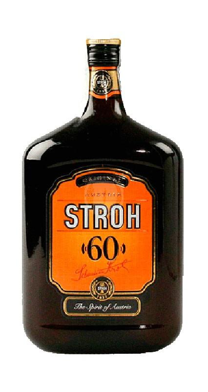 Stroh Rum 60 %