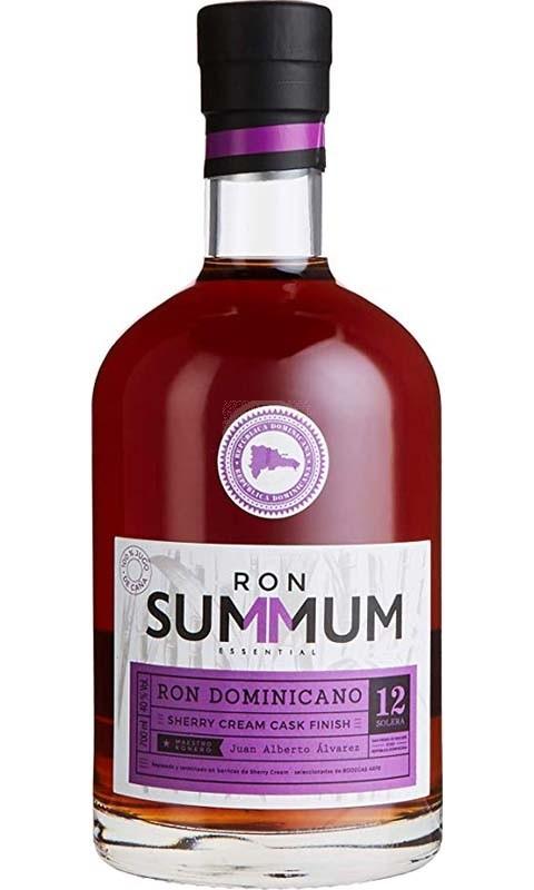 Summum 12YO Sherry Cream Cask Finish