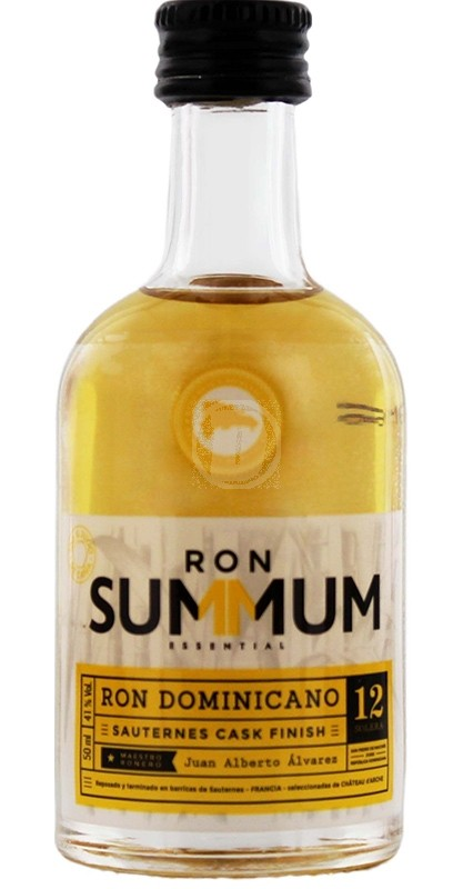 Summum 12 YO Sauternes Cask Finish