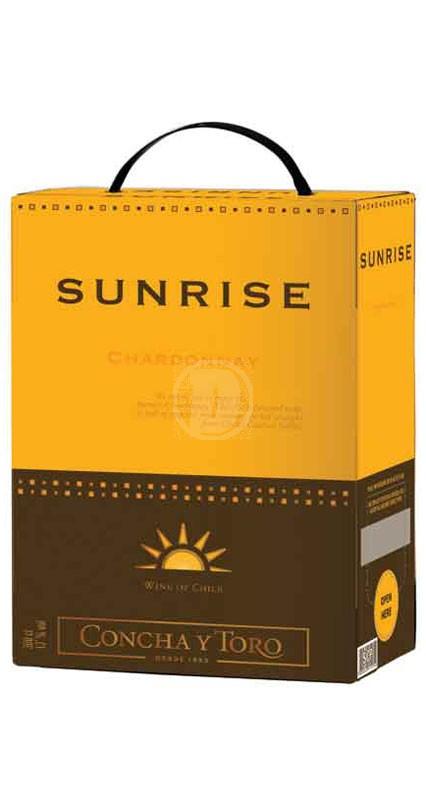Sunrise Chardonnay 3 liter