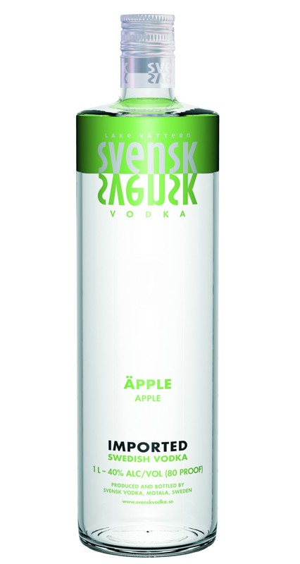 Svensk Vodka Äpple
