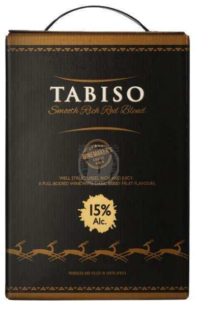 Tabiso Smooth Rich Red