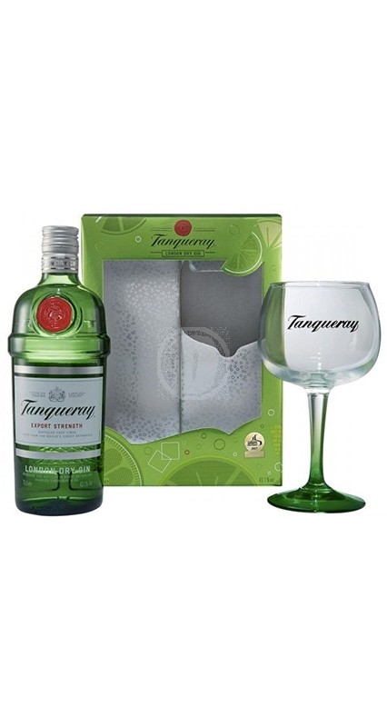 Tanqueray Imported giftset