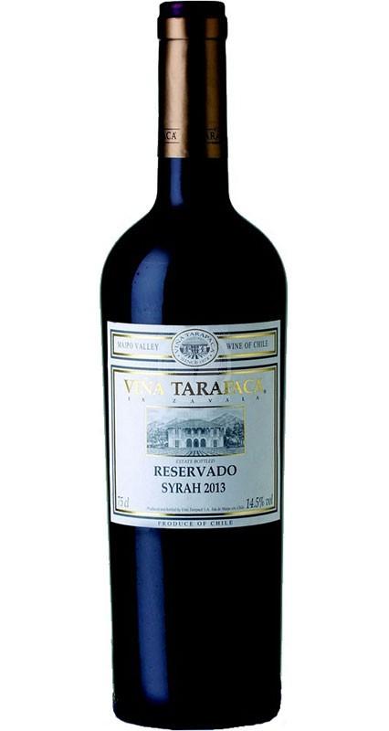 tarapaca-reservado-syrah-14,5%-0,75-ltr