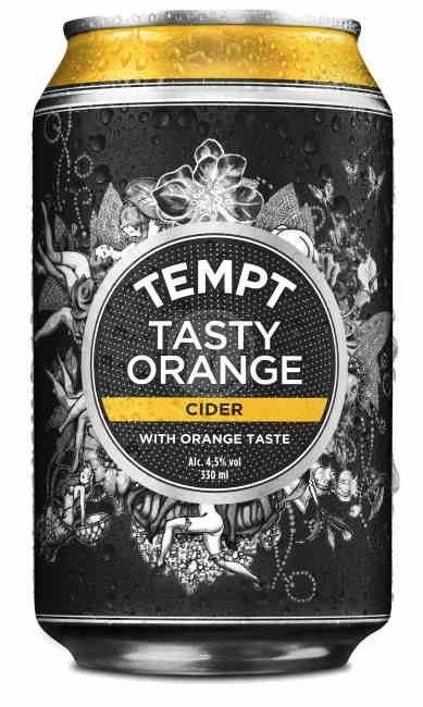 Tempt Tasty Orange