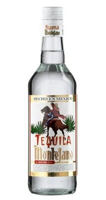 Tequila Montejano Blanca 70Cl