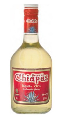 Tequila Oro Tierra De Chiapas 70Cl