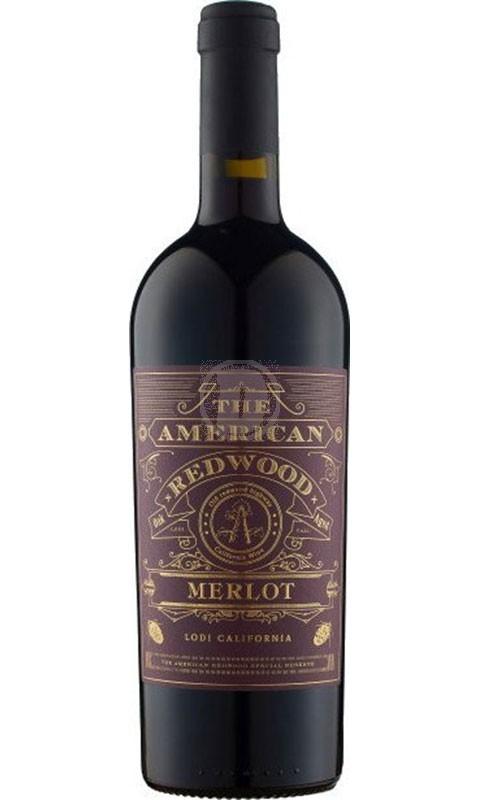 The American Redwood Merlot