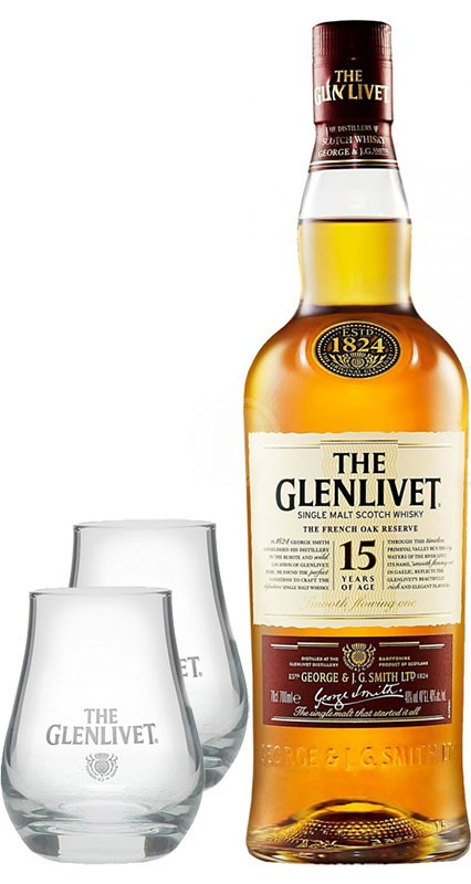 the-glenlivet-15-year-2-glasses