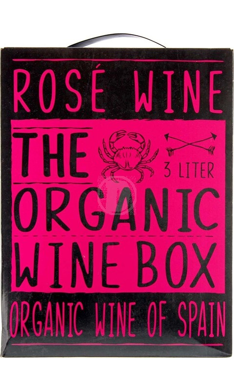 The Organic Wine Box Rosé