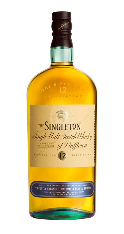 Singleton of Dufft 12 år