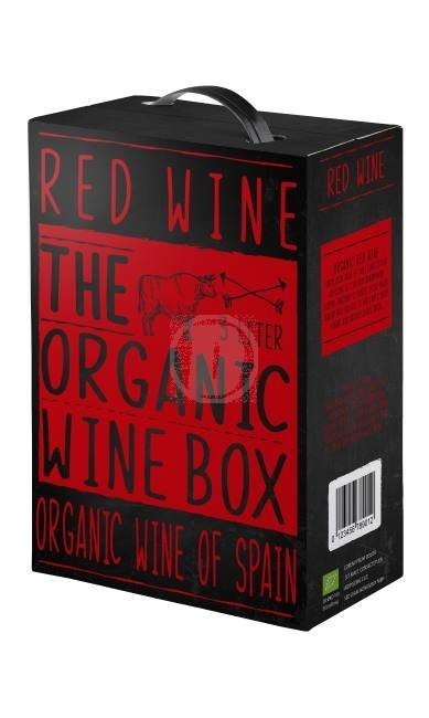 The Organic Wine Box Red
